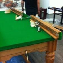 台球桌上门拆装找平衡张家口台球桌维修台球图片