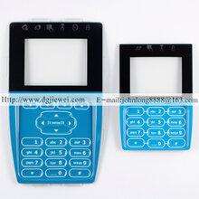 IMDIML工艺3M指纹打卡机外壳图片