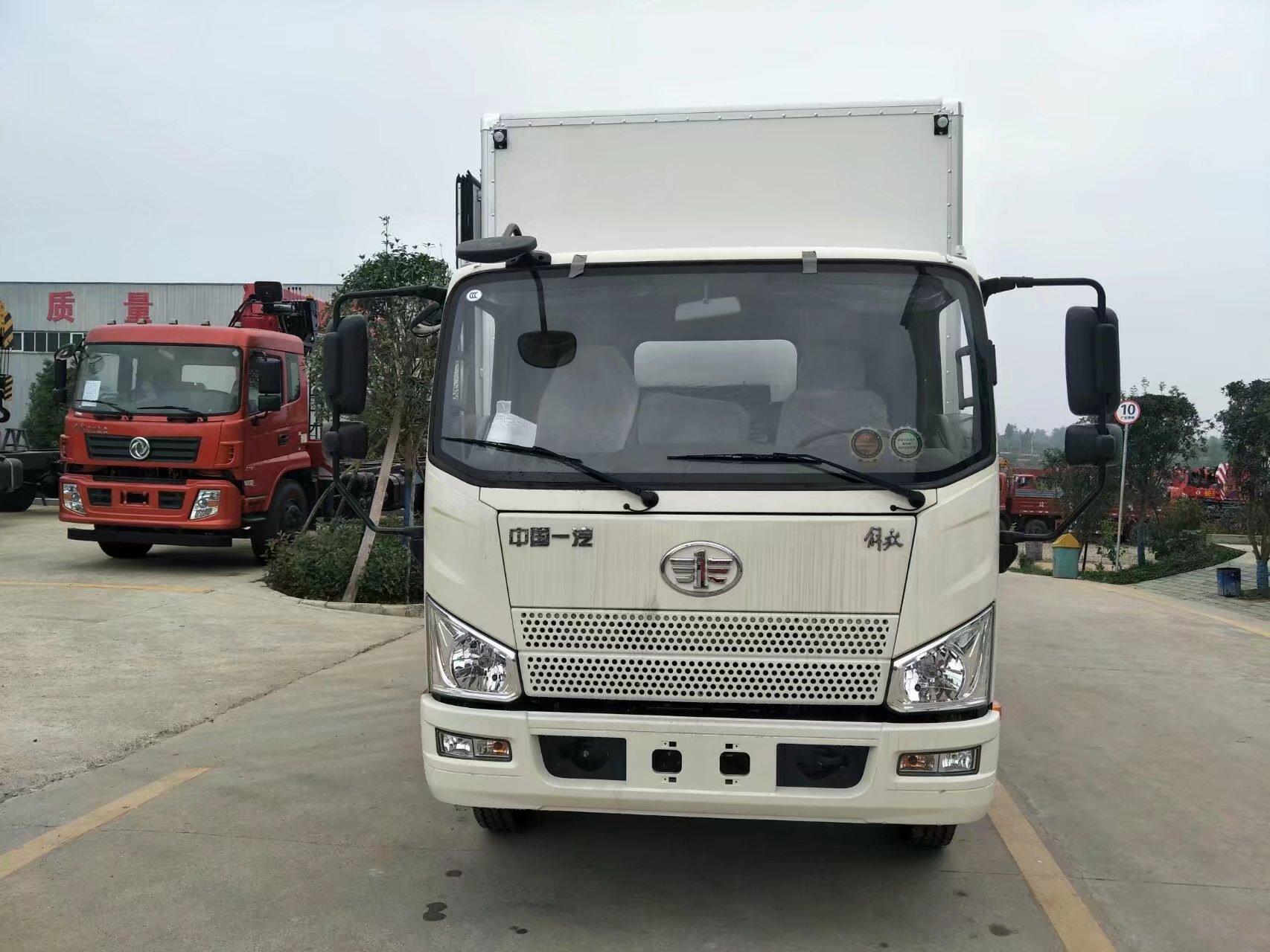 冷藏车厂家江淮排半冷藏车每日报价程力专汽