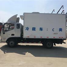 冷藏车厂家东风6.2米冷藏车价位程力图片