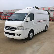 冷藏车厂家4米2江淮骏铃冷藏车每日报价程力专汽图片