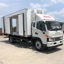 冷藏车厂家5.2米欧马可冷藏车厂家价格程力专汽图片