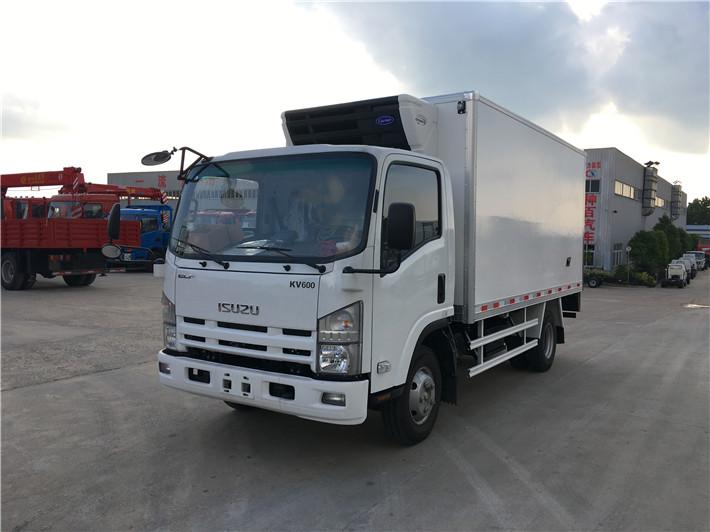 冷藏车厂家价格   冷藏车车型  面包冷藏车:福田g7,福田伽图,福田风景