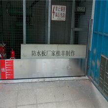 重慶地下車庫防洪擋水板直銷圖片