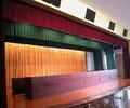 唐山专业舞台幕布厂家中高低档阻燃丝绒幕布