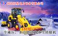 清雪破冰机操作W装载机震动破冰机道路除雪破冰机_自然灾害