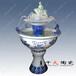 特色礼品空调房必备景德镇陶瓷加湿器陶瓷喷泉厂家