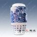 景德镇名家作品王一萍大师手工绘画陶瓷花瓶名家收藏品