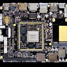 荣品RP3399六核A72瑞芯微RK3399开发板typeC开源UbuntuAndriod