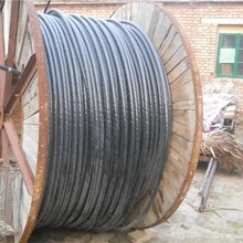 西安电缆收购图片