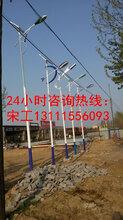 沧州太阳能路灯厂家,6米高走进沧州图片