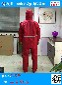 橘红防汛雨衣+规格可私人定制,专业厂家,质量上乘,防汛雨衣
