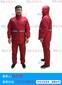 河北五星透气防汛雨衣+防静电雨衣颜色种类,规格私人定制