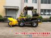 辽宁沈阳城市街道专用ATV全地形车式扫雪除雪机,扫雪除雪机迅速