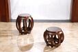 玛吉卡森家具特价直销鼓凳矮凳实木凳