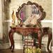 玛吉卡森M11-9016全实木玄关桌