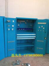 松岗挂钩层板置物柜,工厂铁制储物柜,工装储物柜可非标定制图片