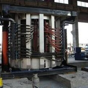 上海鑄造設備回收單位,鑄造中頻電爐回收,冶煉中頻電爐回收,工業電爐成套設備回收,