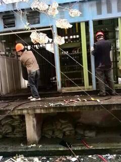 上海高低压配电柜回收,上海干式变压器回收,上海油式变压器回收,上海母线链接牌回收图片1