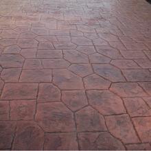 中卫订购压模地坪压模混凝土材料—找恒森图片