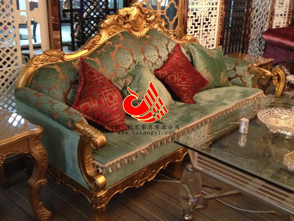 欧式沙发腿雕花图片