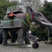 喷水机械大象出租军事模型歼10坦克火箭仿真恐龙出租出售