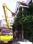 天津市汉沽区升降车车出租高空作业车租赁图片