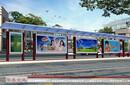 东莞市公交候车亭施工方案图片