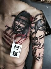 溫州紋身,溫州紋身店,溫州哪里紋身好,溫州最好的紋身店圖片