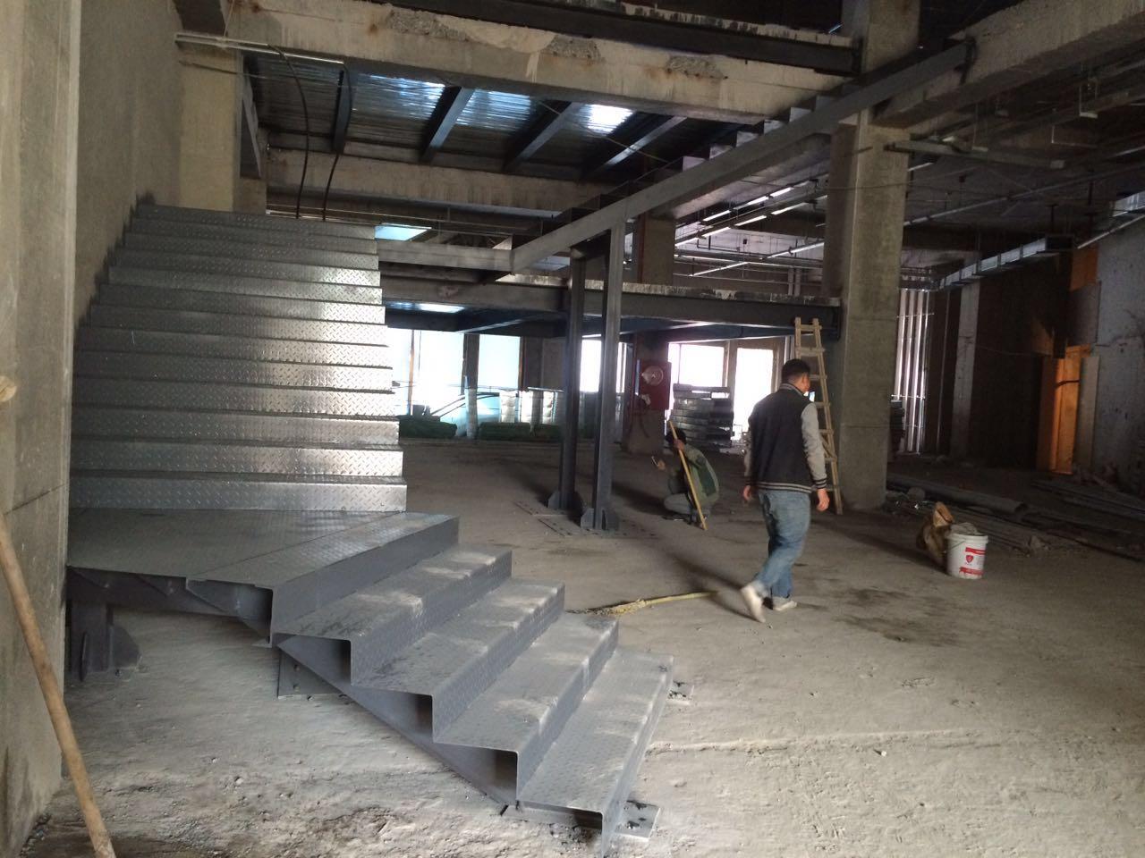 钢结构阁楼搭建