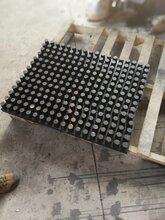 衡水厂家低价直销钢结构钉型氯丁橡胶减震板
