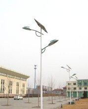 陕西汉中太阳能路灯厂家
