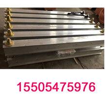 华煤输送带硫化机铝合金硫化器华煤用水压板的高强度硫化机图片