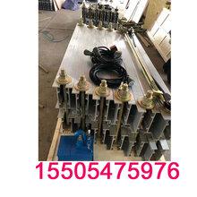 快接式水压板华煤高质量硫化机水压板水压板压力大图片
