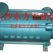 湘楚东方供应D46-50X10多级泵离心泵去清水泵卧式