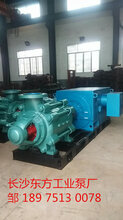 长沙东方工业泵厂供应D46-50X9多级泵清水泵
