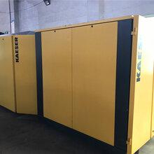 回收二手阿特拉斯柴油驱动空气压缩机图片