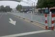 甘肃省交通出口护栏分类施工安装
