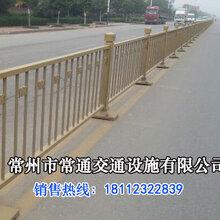道路安全秩序护栏道路警示隔离护栏二级公路隔离护栏网