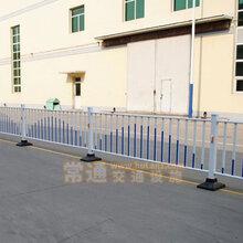 金属特质圆弧护栏城区施工道路护栏穿插焊接机非隔离护栏边缘组合式护栏