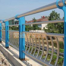河边桥梁安全护栏河道桥梁优质花式护栏