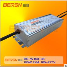 led驱动电源150W0.7A1.05A0-10V调光路灯电源IP67
