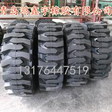 輪式挖掘機輪胎12-16.5輪式挖掘機輪胎價格加厚耐磨配套鋼圈內胎各種工程機械配件圖片