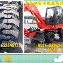 15-19.5路面破碎機輪胎工程輪胎批發零售各種工程機械配件圖片