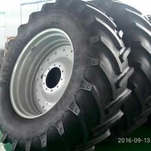 促销捆草机轮胎380/85R30农用轮胎14.9R30型号齐全图片