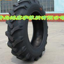 农用拖拉机轮胎14.9-28人字轮胎整套批发图片