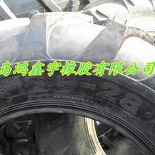 收割机轮胎收割轮胎全国销售16.9-28正品整套批发图片