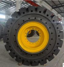 全新装载机实心轮胎17.5-25现货批发零售图片