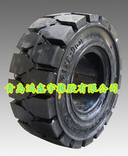 港口车轮胎218-9实心轮胎批发销售图片