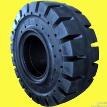 工程实心轮胎品牌的选择23.5-25图片